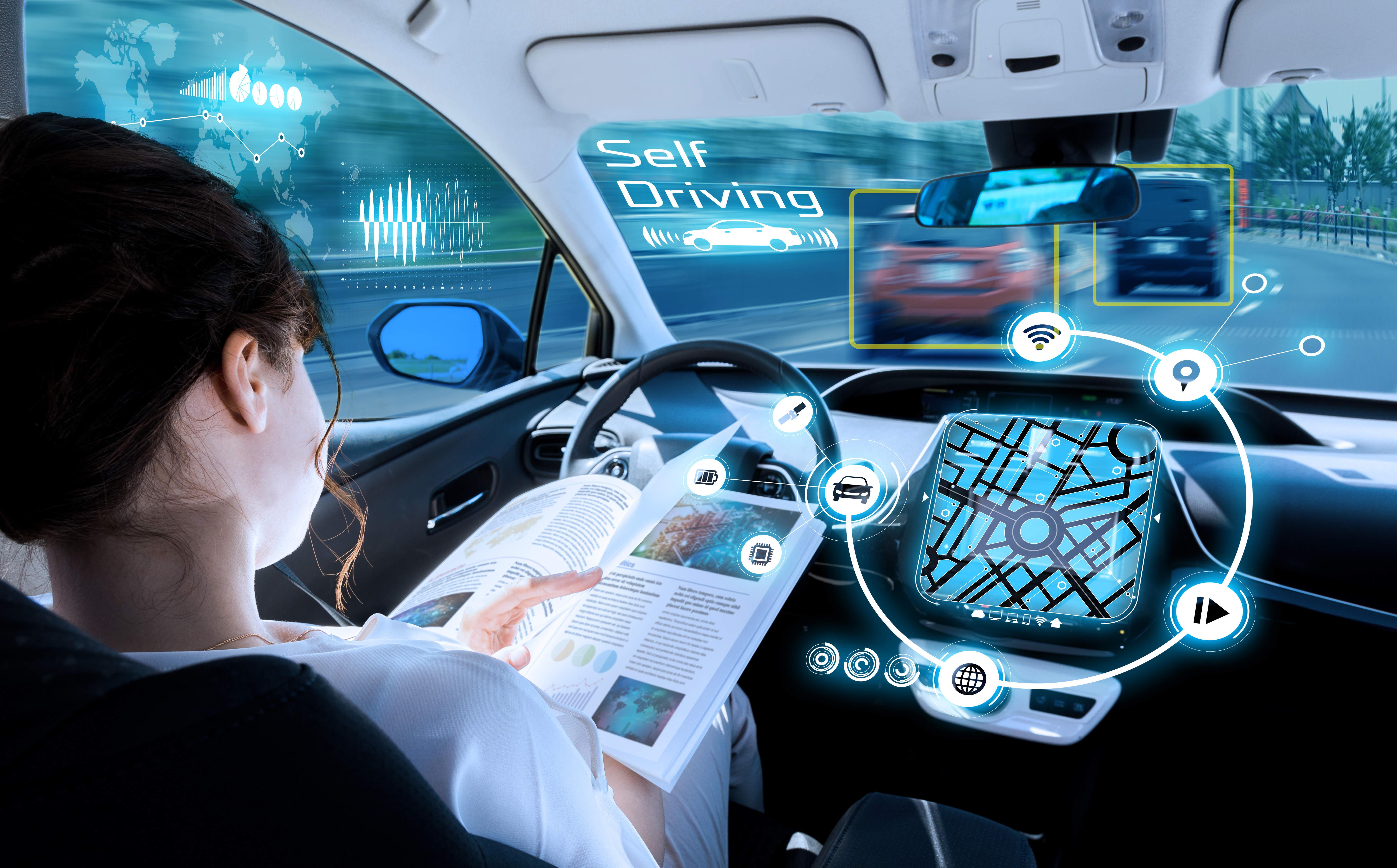 Neckermann: 75% of drivers not ready for autonomous tech