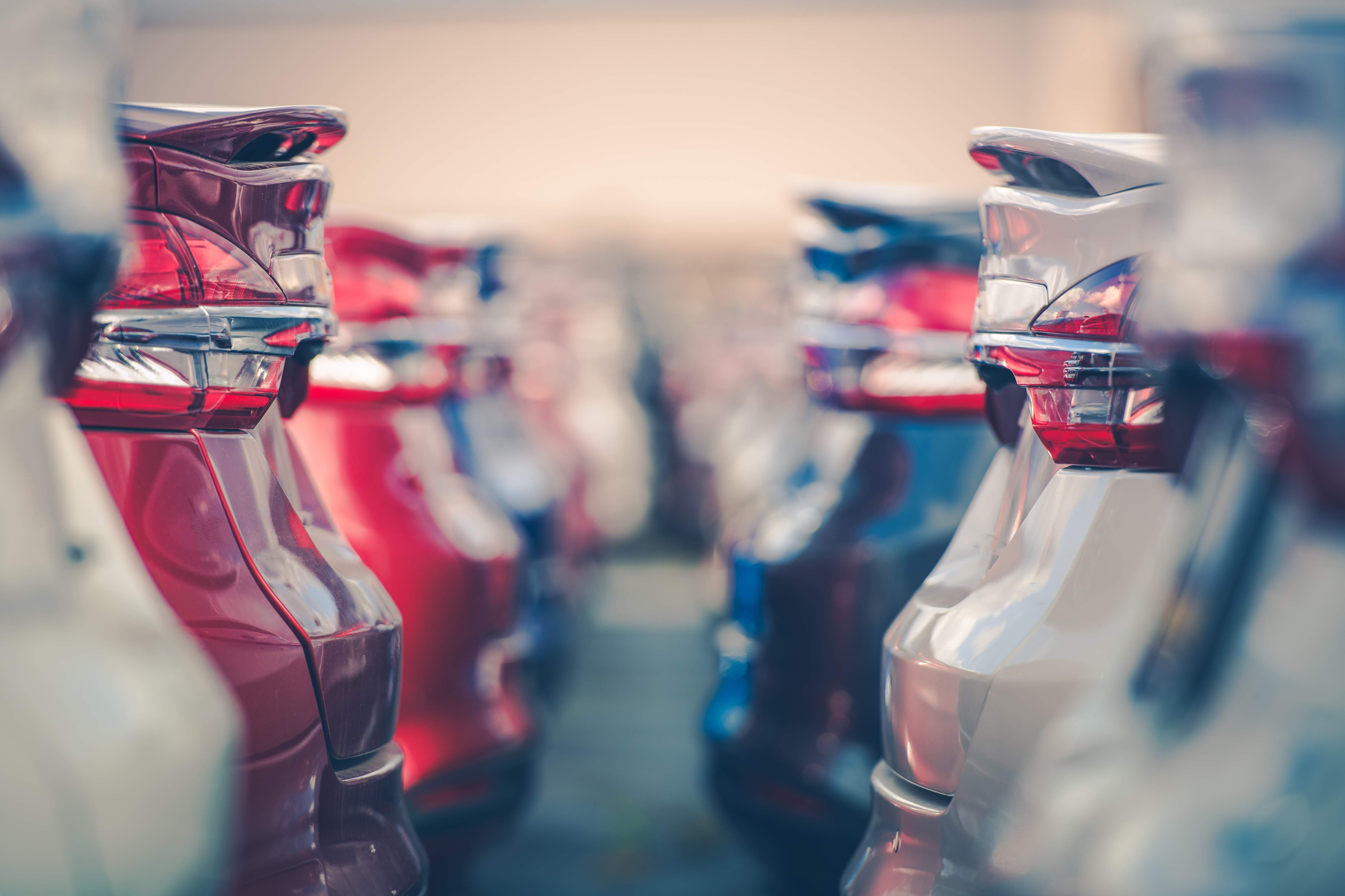 FLA: consumer car finance market falls 24% in November