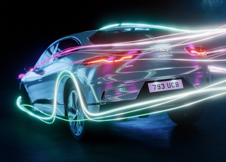 Jaguar cars to go 100% electric by 2025