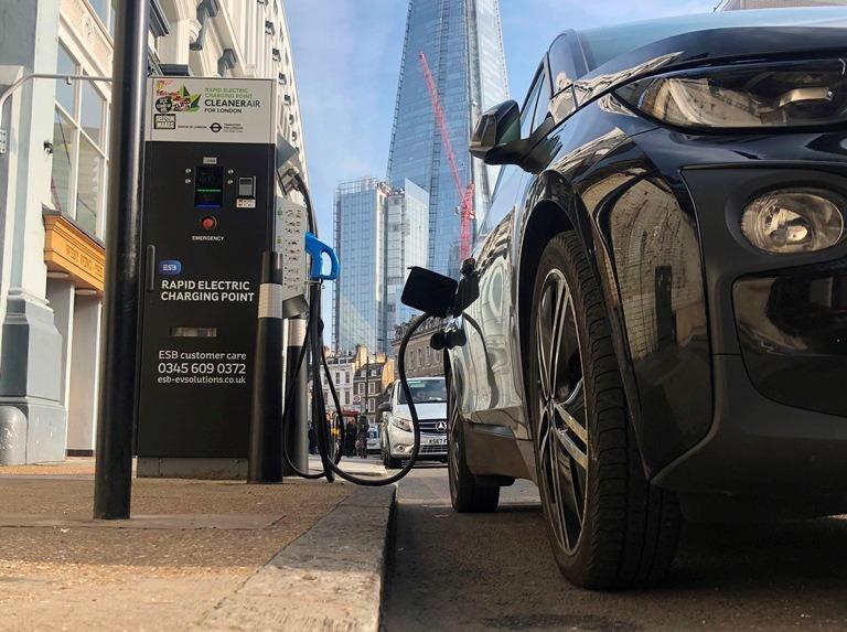 EU car registrations fall amid calls for EV infrastructure targets
