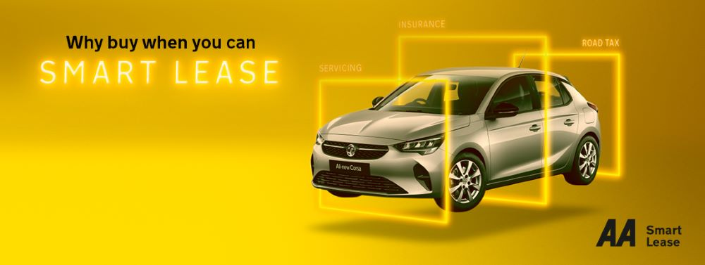 The AA launches personal car leasing proposition