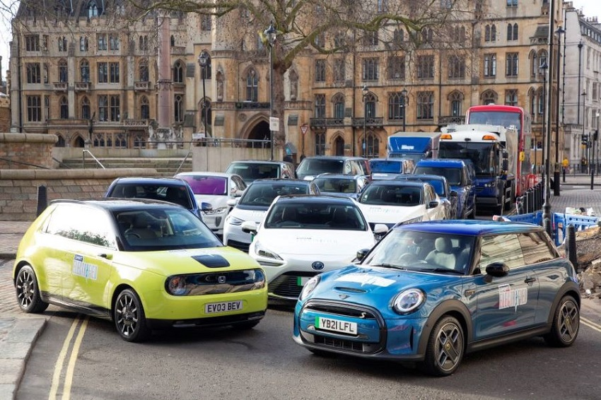 SMMT calls for greater support for private uptake of EVs